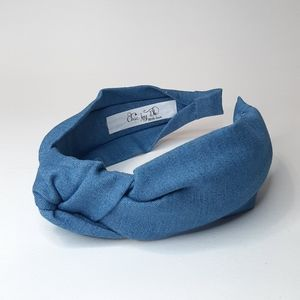 Headbands jeans, Denim fabric headbands